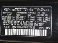 Recent Arrival! Ash 2016 Hyundai Tucson Odometer is