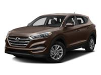 Options:  2016 Hyundai Tucson Se|Black/|V4 2.0 L