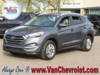 Clean CARFAX. CARFAX One-Owner.  2016 Hyundai Tucson SE
