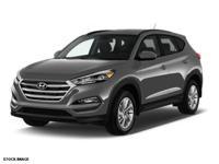 2016 Grey Hyundai Tucson SE Certification Program