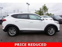 2016 White Hyundai Tucson SE EXCLUSIVE LIFETIME