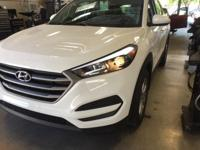Beautiful Hyundai Tucson with only 1 Owner! This SUV