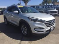 Options:  2016 Hyundai Tucson Fwd 4Dr Se Used|Silver