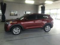 Sturdy and dependable, this Used 2016 Hyundai Tucson SE