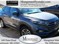 Hyundai Certified, ABS brakes, Alloy wheels, Driver