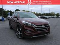 New arrival! 2016 Hyundai Tucson Sport! Only 27,984