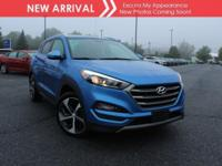 New arrival! 2016 Hyundai Tucson Sport! Only 18,762