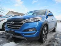 The all-new Tucson goes beyond what youd expect in a