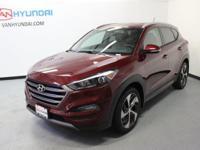 2016 Hyundai Tucson Limited 30/25 Highway/City
