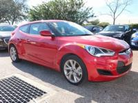 CARFAX One-Owner. Certified. Boston Red 2016 Hyundai