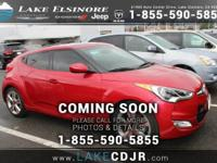 This 2016 Hyundai Veloster is proudly offered by Lake