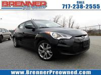 Check out this 2016 Hyundai Veloster . Its Automatic
