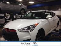 Ultra Clean, Low Mileage, Certified Veloster Priced