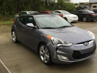 Introducing the 2016 Hyundai Veloster! Demonstrating