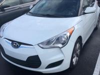 CARFAX 1-Owner, GREAT MILES 26,000! Veloster trim,