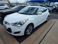 We are excited to offer this 2016 Hyundai Veloster.