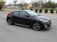 2016 HYUNDAI VELOSTER TURBO Hard Top COUPE 3 DR 1.6L I4