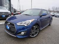 Recent Arrival! CARFAX One-Owner. Veloster Turbo,