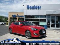 Veloster Turbo, 6-Speed EcoShift Dual Clutch, ABS