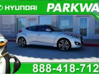 2016 Hyundai Veloster Turbo COME SEE WHY PEOPLE LOVE
