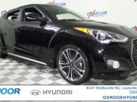 2016 Hyundai Veloster Turbo 33/27 Highway/City