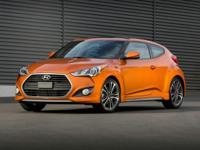 Turbocharged! There's no substitute for a Hyundai! This
