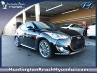 This 2016 Hyundai Veloster Turbo  will sell fast! This