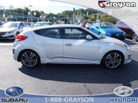 Hyundai Certified, CARFAX 1-Owner, LOW MILES - 17,129!