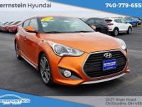 2016 Hyundai Veloster Turbo This Hyundai Veloster is