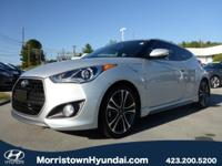 2016 Hyundai Veloster Turbo I4 6-Speed Manual Clean