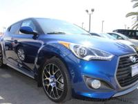 This 2016 Hyundai Veloster 3dr Turbo R-Spec Coupe 3D