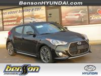 Veloster Turbo and Ultra Black. Bumper-to-bumper, we've