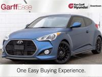Clean Certified Hyundai Veloster Turbo in Fantastic