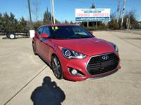 Check out this gently-used 2016 Hyundai Veloster we