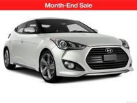 Introducing the 2016 Hyundai Veloster! It delivers