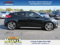 This 2016 Hyundai Veloster Turbo in is well equipped