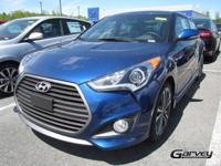This new 2016 Hyundai Veloster in Queensbury, NEW YORK