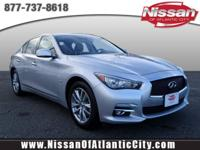 Look at this 2016 INFINITI Q50 2.0t . Its Automatic