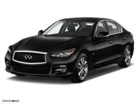 This 2016 Infiniti Q50 2.0T boasts features like dual