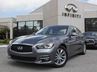 Infiniti Certified Pre-Owned Vehicle, CLEAN CARFAX,