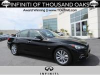 Options:  2016 Infiniti Q50 4Dr Sdn 2.0T Base Awd|All