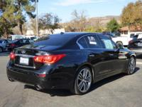 Options:  2016 Infiniti Q50 4Dr Sdn Hybrid