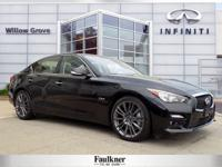 INFINITI Certified, CARFAX 1-Owner, ONLY 18,846 Miles!