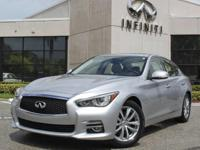 CLEAN CARFAX, Infiniti Certified Pre-Owned Vehicle,