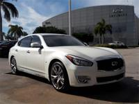 More is what you get!!!!! This beautiful 2016 INFINITI