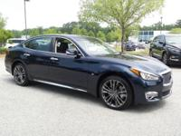 Infiniti Certified, CARFAX 1-Owner, Excellent