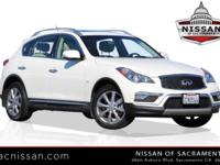 2016 INFINITI QX50 Majestic New Price! Odometer is 3193