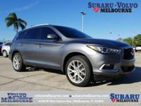 LOCALLY OWNED 2016 INFINITI QX60 BASE AWD**LOW