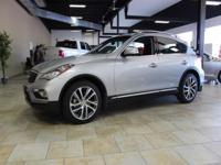 THIS 2016 INFINITI QX60 AWD IS LOADED ALL THE WAY...