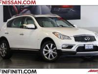 Options:  2016 Infiniti Qx50 4D Sport Utility|3.133